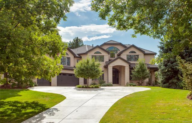 5670 S Grape Court, Greenwood Village, CO 80121 (#8838939) :: Structure CO Group