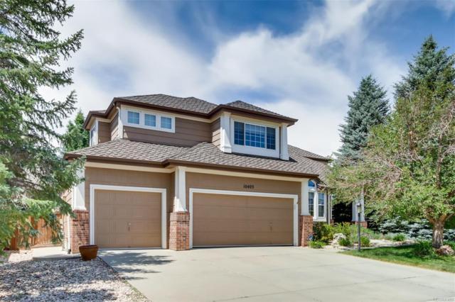 10405 Saranac Way, Parker, CO 80134 (#8839136) :: The Griffith Home Team