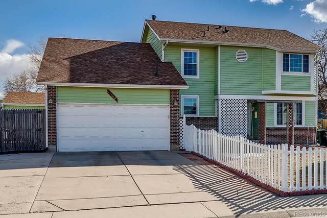 3024 E 101st Avenue, Thornton, CO 80229 (MLS #8839480) :: The Sam Biller Home Team