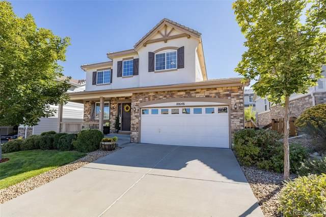 10646 Worthington Circle, Parker, CO 80134 (#8839544) :: Portenga Properties