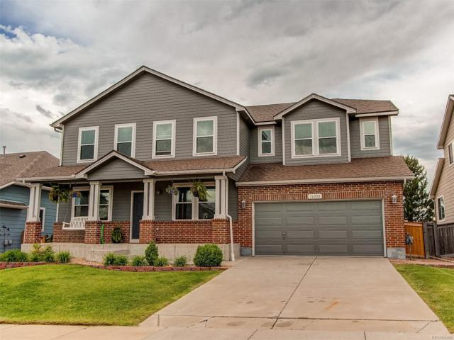 16550 E Fire Fly Avenue, Parker, CO 80134 (#8839938) :: The Galo Garrido Group
