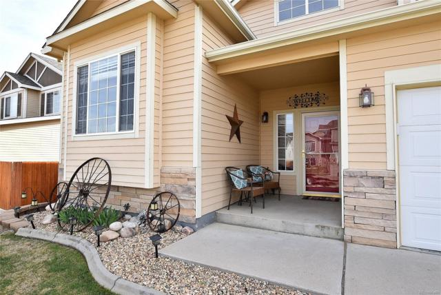 1806 87th Avenue, Greeley, CO 80634 (#8840016) :: The Dixon Group