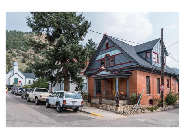 225 14th Avenue, Idaho Springs, CO 80452 (MLS #8840077) :: 8z Real Estate