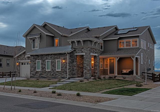 19641 W 95th Place, Arvada, CO 80007 (#8840139) :: The Peak Properties Group