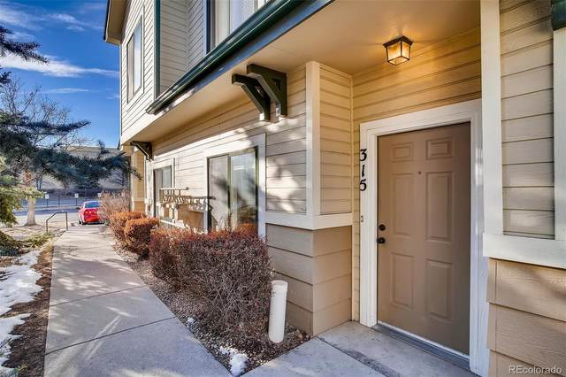 8707 E Florida Avenue #315, Denver, CO 80247 (#8840181) :: The Margolis Team