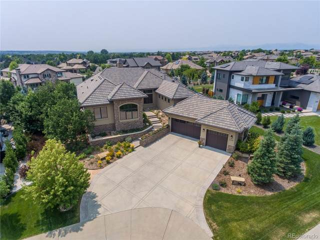 1230 Huntington Trails Parkway, Westminster, CO 80023 (#8840391) :: The HomeSmiths Team - Keller Williams