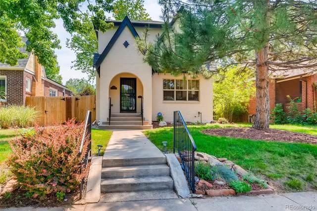 572 S Gaylord Street, Denver, CO 80209 (#8840669) :: milehimodern