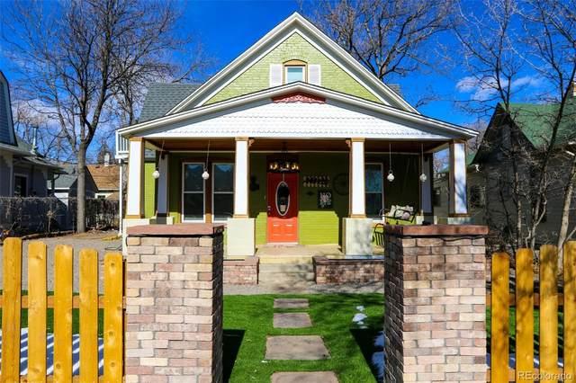 1026 W Colorado Avenue, Colorado Springs, CO 80904 (#8840727) :: Venterra Real Estate LLC