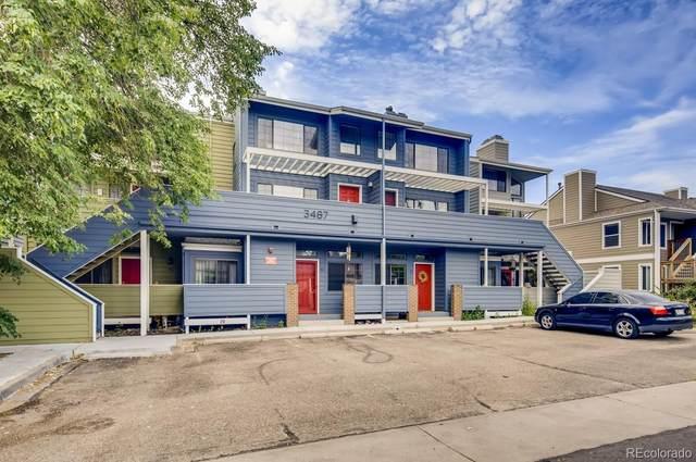 3487 28th Street #20, Boulder, CO 80301 (#8840840) :: The HomeSmiths Team - Keller Williams