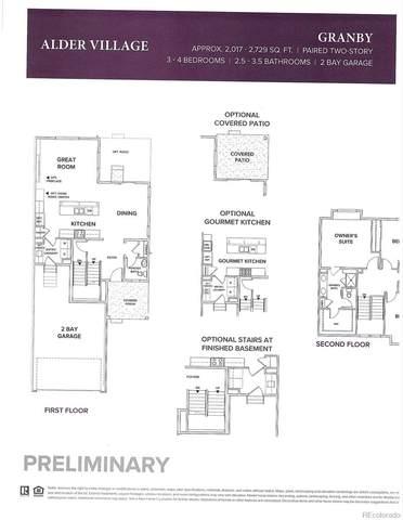 8956 Red Bud Street, Parker, CO 80134 (MLS #8840869) :: Kittle Real Estate