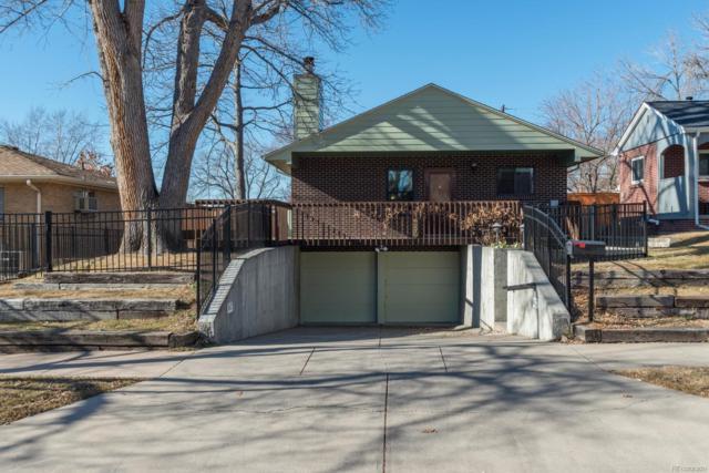 1427 S Lafayette Street, Denver, CO 80210 (#8840995) :: Wisdom Real Estate
