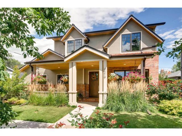 4219 W 39th Avenue, Denver, CO 80212 (MLS #8841183) :: 8z Real Estate