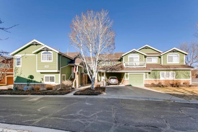 19669 E Mann Creek Drive B, Parker, CO 80134 (#8841500) :: The Peak Properties Group