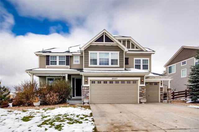 25331 E Ottawa Drive, Aurora, CO 80016 (MLS #8841841) :: 8z Real Estate