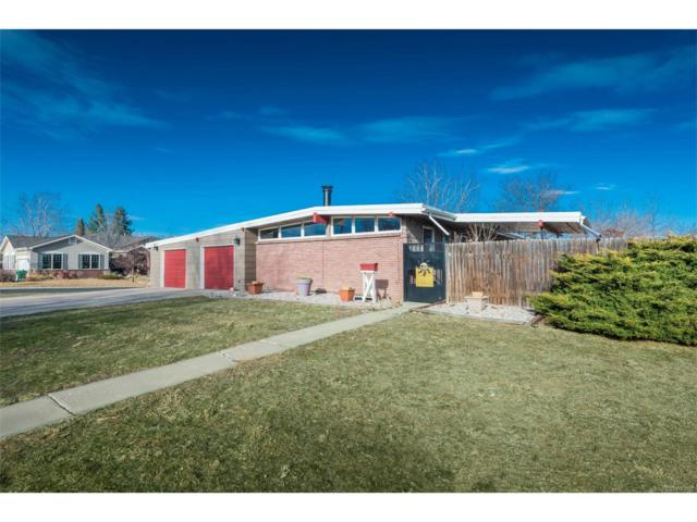 5998 S Clayton Street, Centennial, CO 80121 (#8841980) :: The Dixon Group