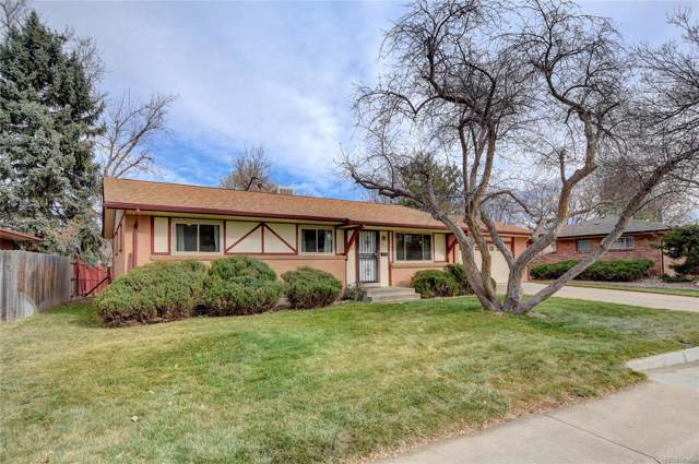 2592 S Newport Street, Denver, CO 80224 (#8842302) :: 5281 Exclusive Homes Realty