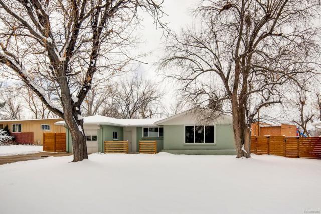 5911 S Crestview Street, Littleton, CO 80120 (MLS #8842384) :: 8z Real Estate