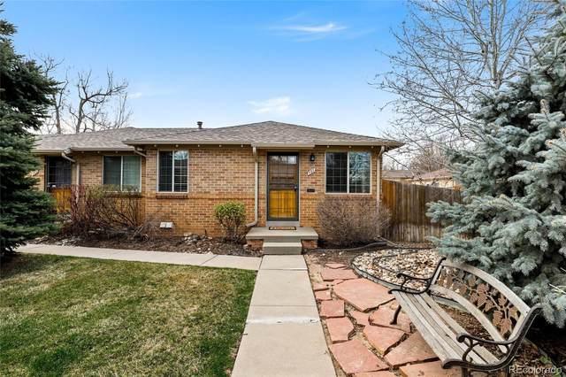 761 Eudora Street, Denver, CO 80220 (MLS #8842499) :: Kittle Real Estate