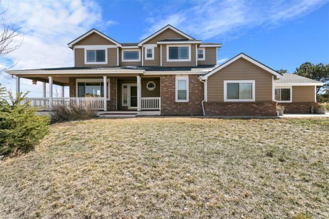 3496 Deer Creek Drive, Parker, CO 80138 (#8842685) :: The Peak Properties Group