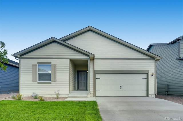 415 Evans Avenue, Keenesburg, CO 80643 (#8842779) :: Mile High Luxury Real Estate