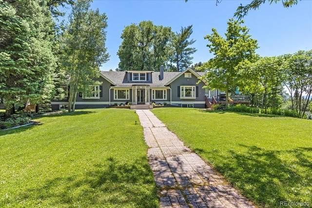 6320 W Lakeridge Road, Lakewood, CO 80227 (MLS #8842854) :: Find Colorado