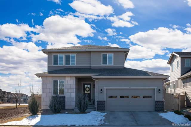 337 Stone Creek Drive, Lafayette, CO 80026 (#8842927) :: The DeGrood Team