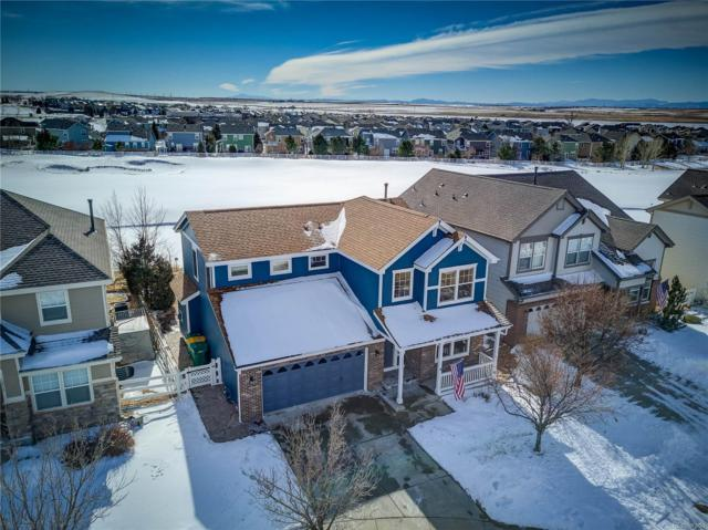 1205 S Coolidge Circle, Aurora, CO 80018 (MLS #8842943) :: Bliss Realty Group