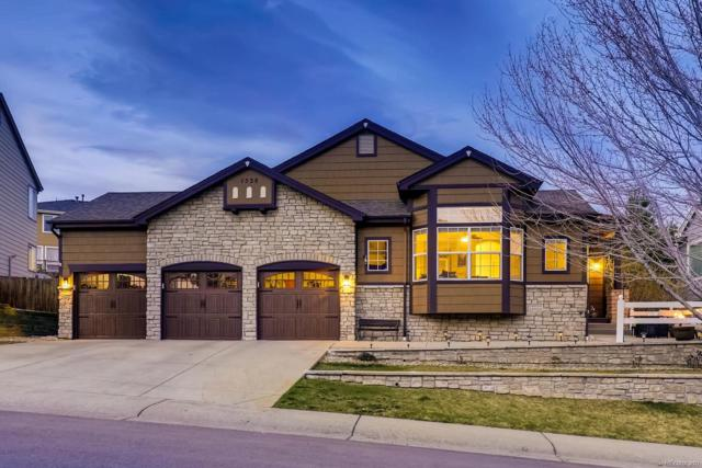 1538 Meadowlark Lane, Golden, CO 80403 (#8843101) :: The Heyl Group at Keller Williams