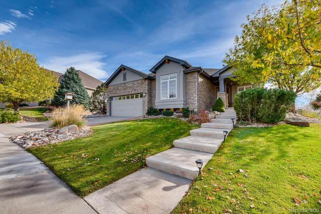 22850 E Mineral Place, Aurora, CO 80016 (#8843152) :: The HomeSmiths Team - Keller Williams