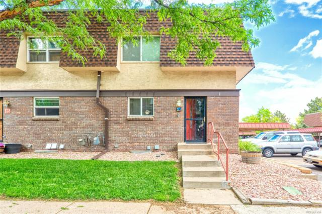 7755 E Quincy Avenue T16, Denver, CO 80237 (#8843261) :: The Heyl Group at Keller Williams