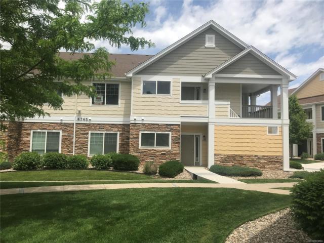 4745 Hahns Peak Drive #202, Loveland, CO 80538 (MLS #8843302) :: 8z Real Estate