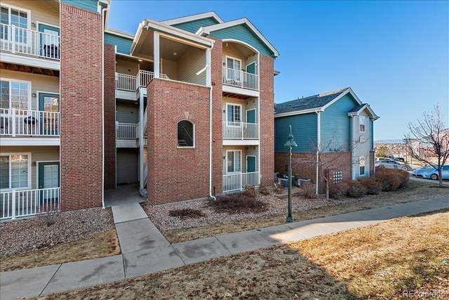 19303 E College Drive #201, Aurora, CO 80013 (MLS #8843811) :: Bliss Realty Group