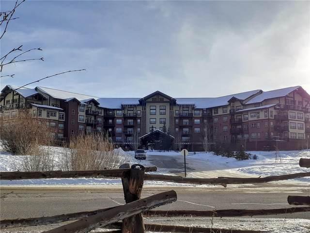 300 Base Camp Circle #301, Granby, CO 80446 (#8844002) :: Kimberly Austin Properties