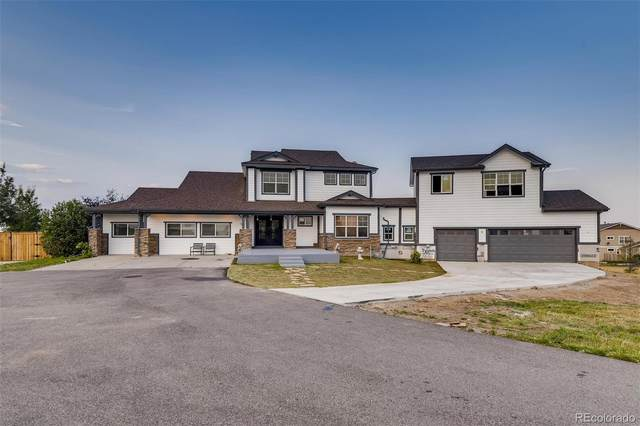 2405 Elkhorn Ranch Street, Parker, CO 80138 (#8844034) :: Own-Sweethome Team