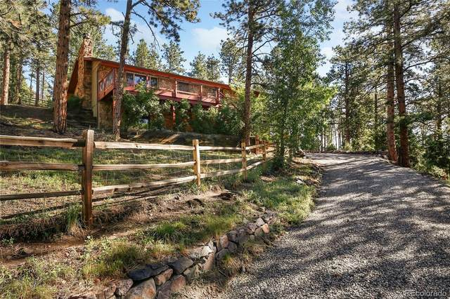 30315 Lone Spruce Road, Evergreen, CO 80439 (MLS #8844048) :: 8z Real Estate