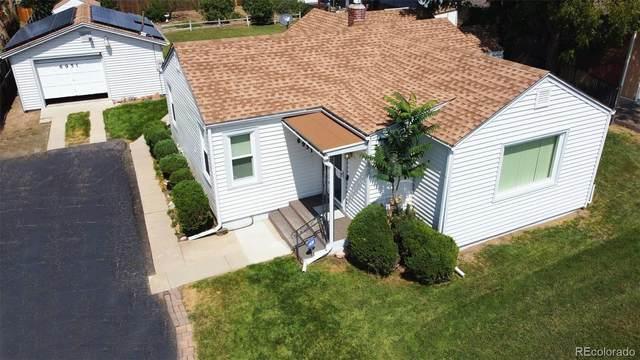 6951 E 64th Avenue, Commerce City, CO 80022 (MLS #8844560) :: Kittle Real Estate