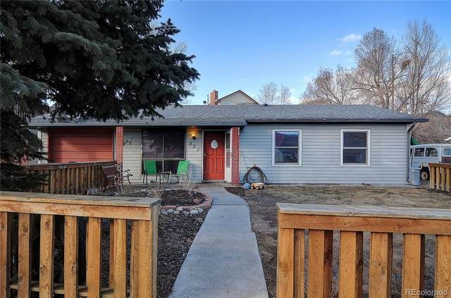 831 W 3rd Street, Salida, CO 81201 (#8844603) :: The Peak Properties Group