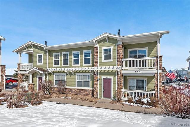 9382 Ashbury Circle #203, Parker, CO 80134 (#8844918) :: The HomeSmiths Team - Keller Williams