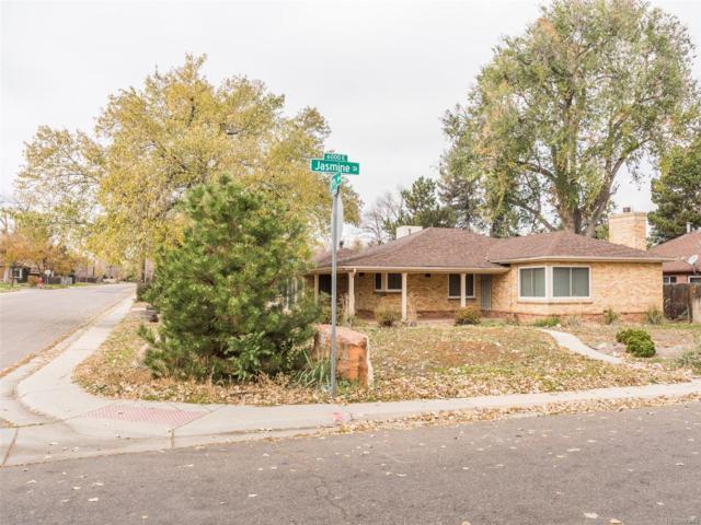 1203 Jasmine Street, Denver, CO 80220 (#8845144) :: Wisdom Real Estate