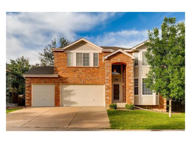 8156 Wetherill Circle, Castle Pines, CO 80108 (#8845496) :: RE/MAX Professionals
