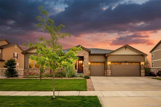11932 S Meander Way, Parker, CO 80138 (#8845698) :: The DeGrood Team