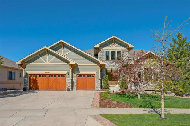 12155 S Shady Pine Court, Parker, CO 80134 (MLS #8846209) :: 8z Real Estate