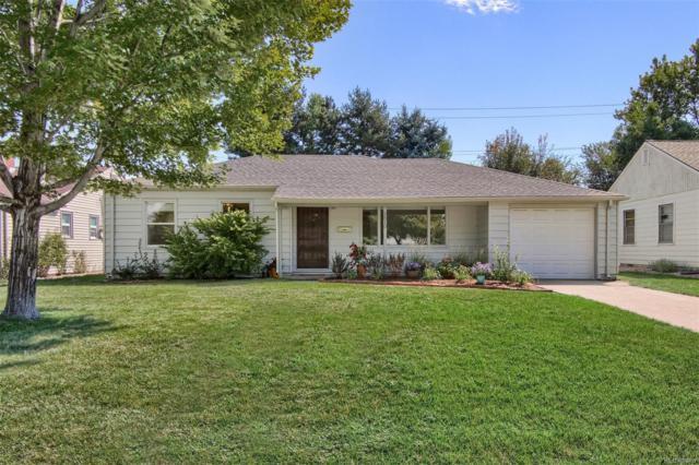 2810 S Harrison Street, Denver, CO 80210 (MLS #8846270) :: 8z Real Estate