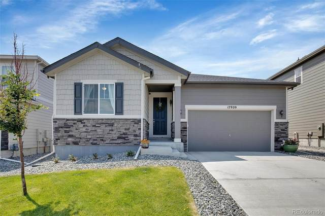 17920 E Anthem Drive, Parker, CO 80134 (#8846303) :: The DeGrood Team