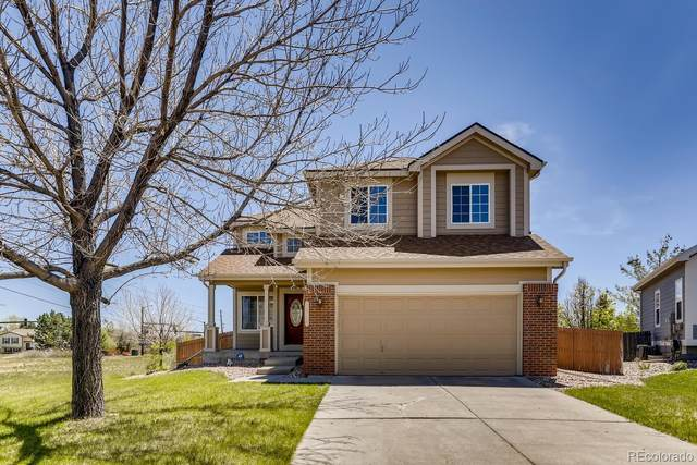 8328 Feather Grass Court, Parker, CO 80134 (#8846312) :: Bring Home Denver with Keller Williams Downtown Realty LLC
