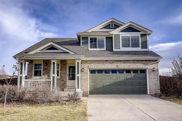 4882 S Fultondale Way, Aurora, CO 80016 (#8846649) :: Sellstate Realty Pros
