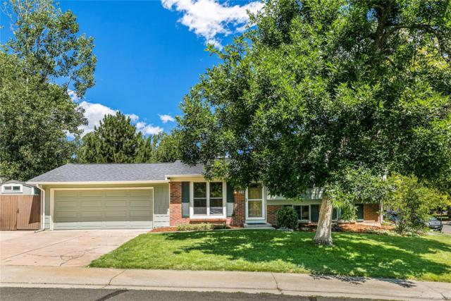 443 Sunnyside Street, Louisville, CO 80027 (#8846839) :: The Galo Garrido Group