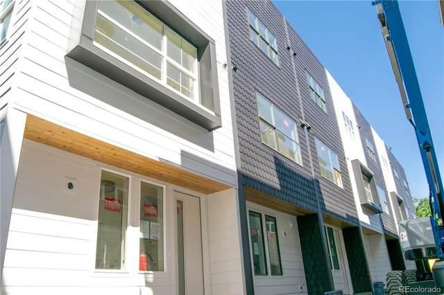 3715 Jason Street #1, Denver, CO 80211 (MLS #8846848) :: Find Colorado