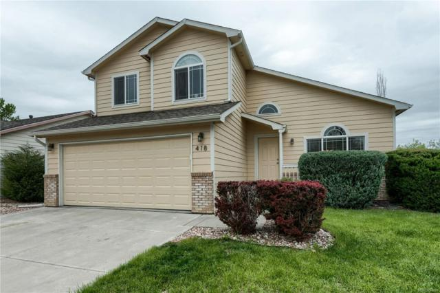 418 Dunne Drive, Fort Collins, CO 80525 (MLS #8846926) :: Bliss Realty Group