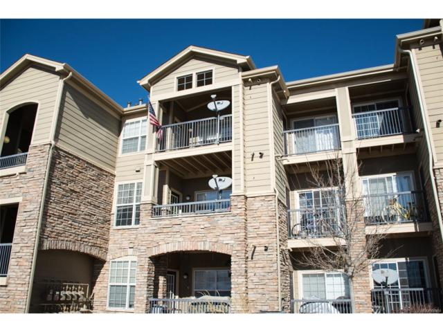 9180 Rolling Way #203, Parker, CO 80134 (#8847135) :: Thrive Real Estate Group